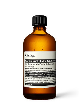 Aesop Geranium Leaf Hydrating Body Treatment small image