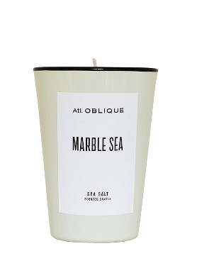 Atelier Oblique Marble Sea Candle small image