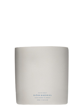 Bjork & Berries White Forest Candle small image