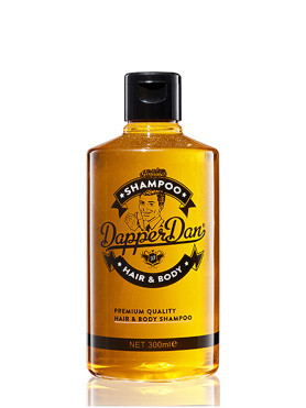 Dapper Dan Hair & Body Shampoo small image