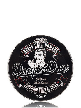 Dapper Dan Heavy Hold Pomade small image