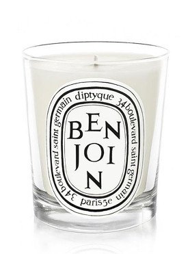 Diptyque Benjoin Candle