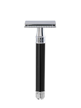 Edwin Jagger Safety Razor Classic Long Handle small image