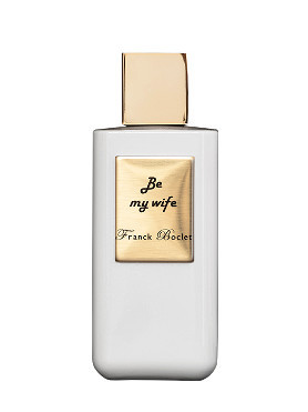 Franck Boclet Be My Wife Parfum small image