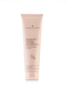HobePergh Pre/After Sun Hydrating Anti-Ageing Face & Body Lotion small image
