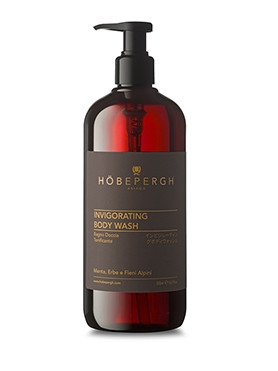 HobePergh Soothing Body Wash