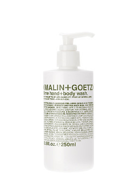 Malin + Goetz Lime Hand + Body Wash small image