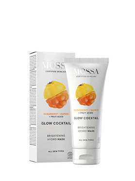 Mossa Glow Cocktail Brightening Hydro Mask small image