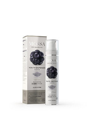 Mossa Youth Defence Restoring Night Cream small image