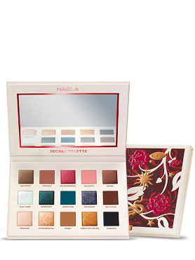 Nabla Secret Eyeshadow Palette small image
