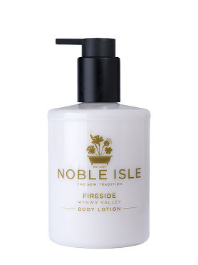Noble Isle Fireside Body Lotion