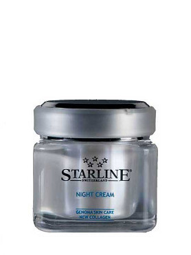 Starline New Collagen Night Cream