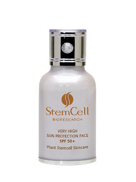 Stemcell Very High Sun Protection Face Cream