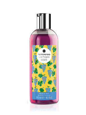 Tuttotondo Uva Fragola Antioxidant Shower Gel small image